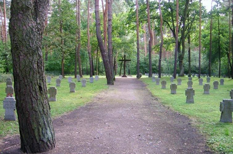 Waldfriedhof Hegelstraße