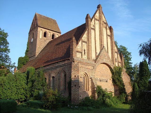 Wallfahrtskirche zu Buckow bei Nennhausen