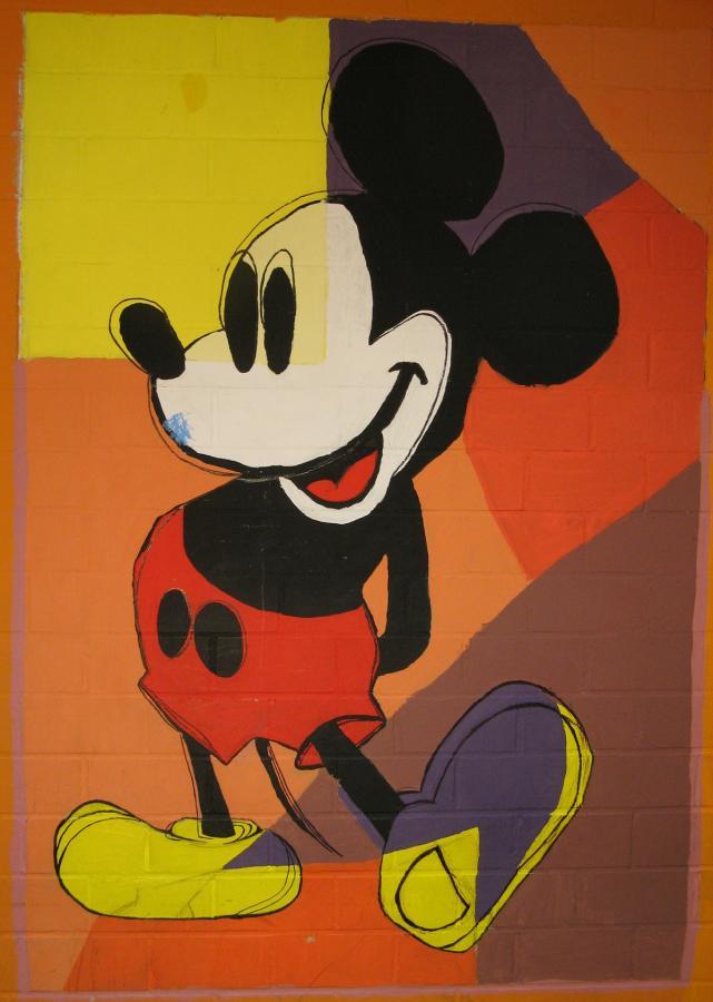 Walt Disney, MIckey Mouse