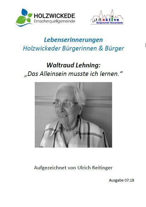 Waltraud Lehning
