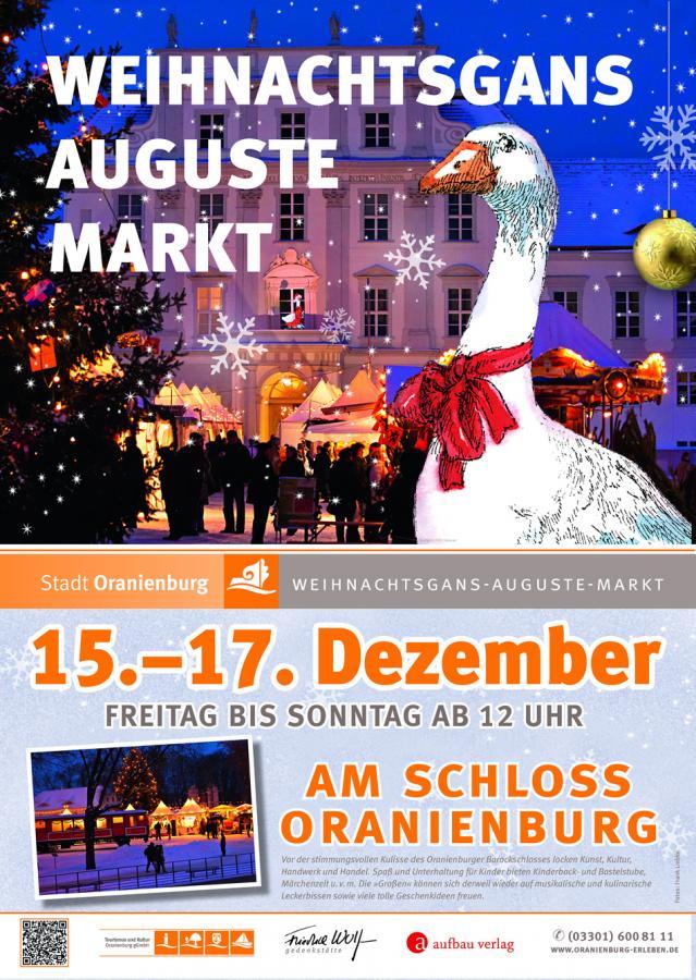 Weihnachtsgans-Auguste-Markt 2017