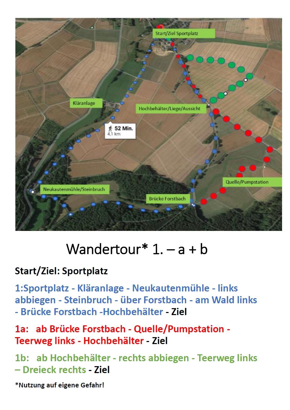 Wandertour 1