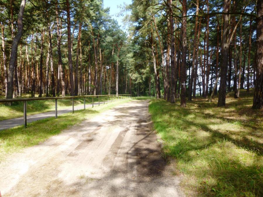 Wanderweg Baitz nach Trebitz