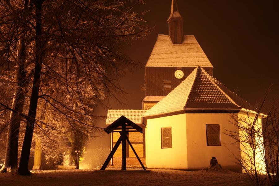 Wandlitz Dorfkirche