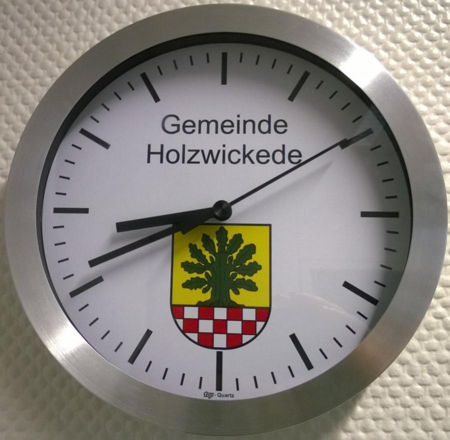 Wanduhr Holzwickede