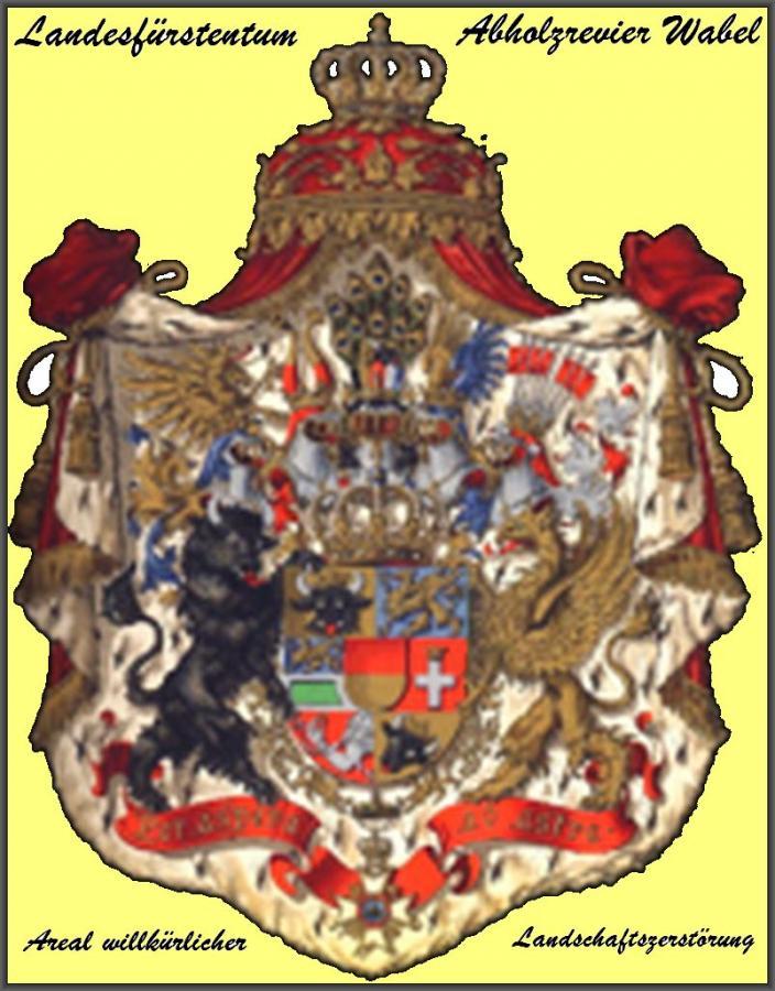 Wappen Mecklenburg Schwerin
