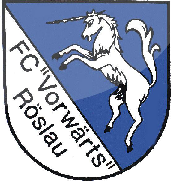 """1. FC """"Vorwärts"""" Röslau"""