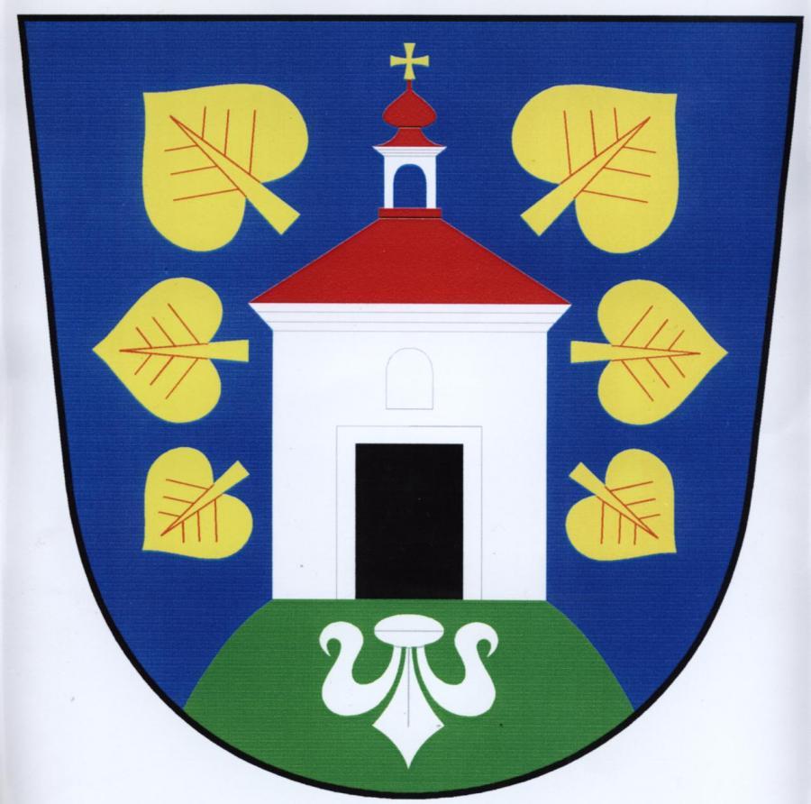 Wappen der Gemeinde Chlum