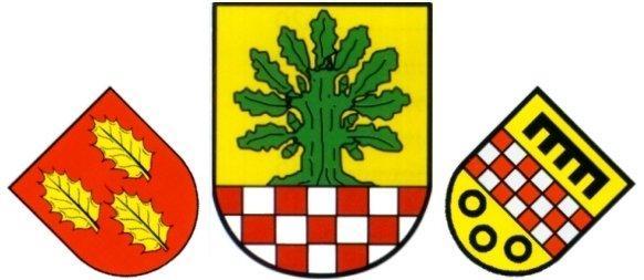 Wappen der Ortsteile Hengsen, Holzwickede und Opherdicke