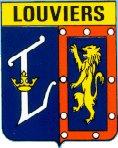 Wappen der Stadt Louviers
