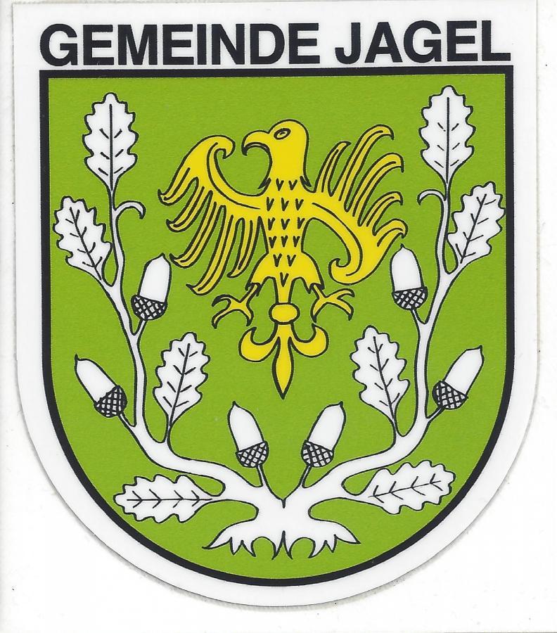 Gemeinde Jagel Logo
