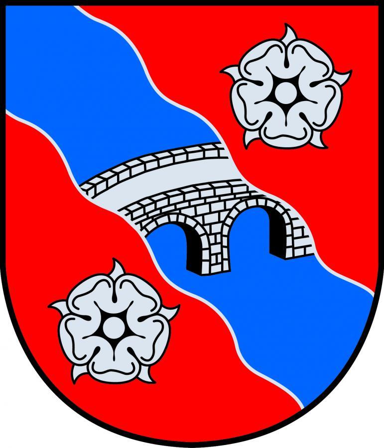 Wappen Ilz NEU