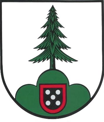 Wappen der Gemeinde Hinterzarten