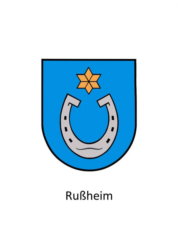 Wappen Rußheim