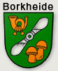 Wappen von Borkheide