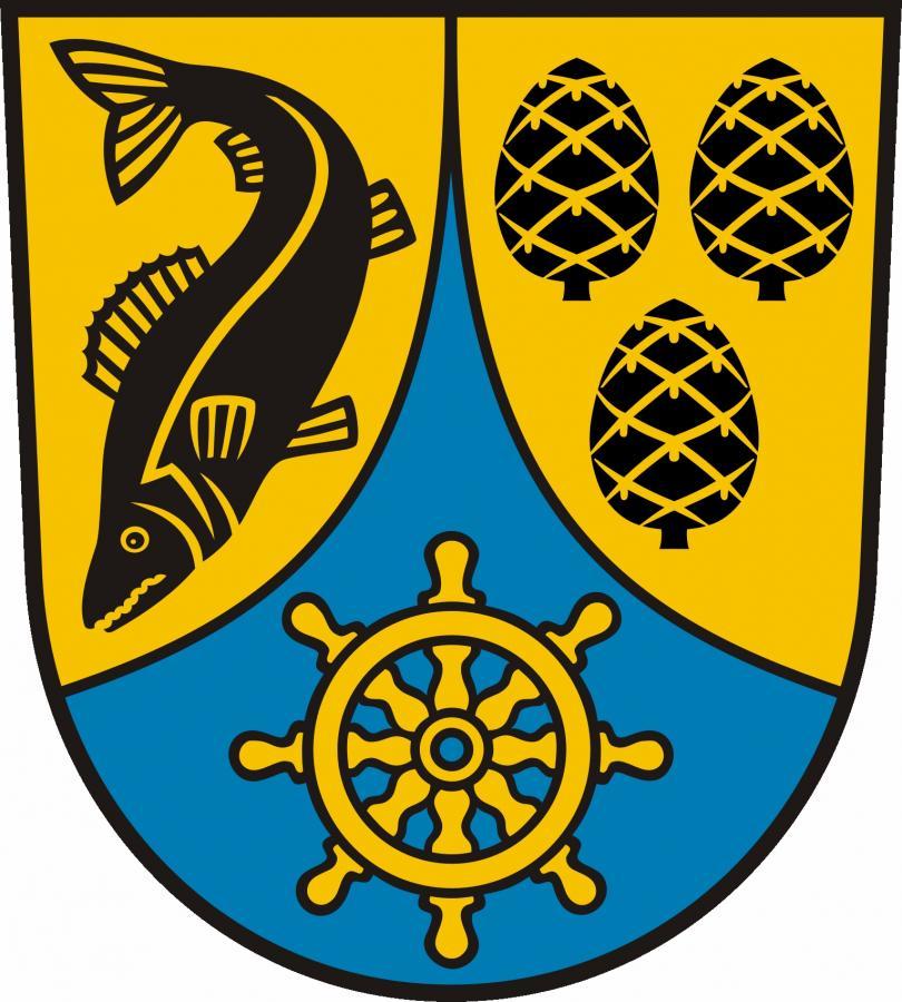 Wappen der Gemeinde Wendisch Rietz