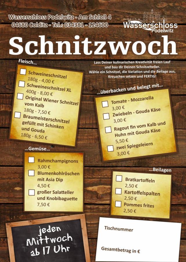 Schnitzwoch