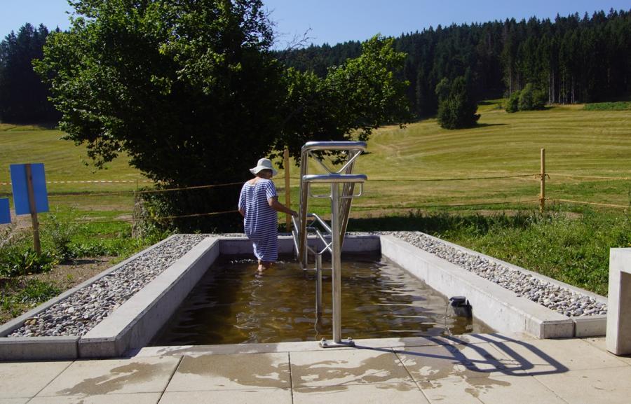 Wassertretbekcken-Herrischried
