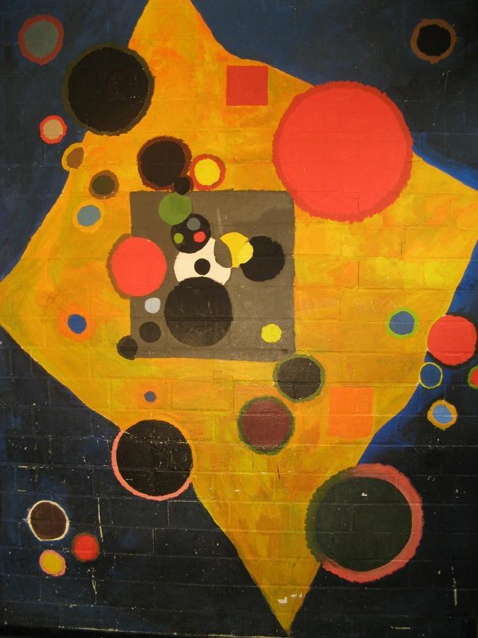 Wassily Kandinski, ...