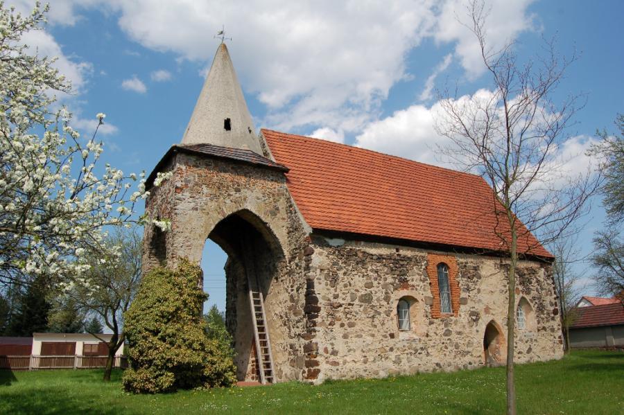 Kirche in Walddrehna
