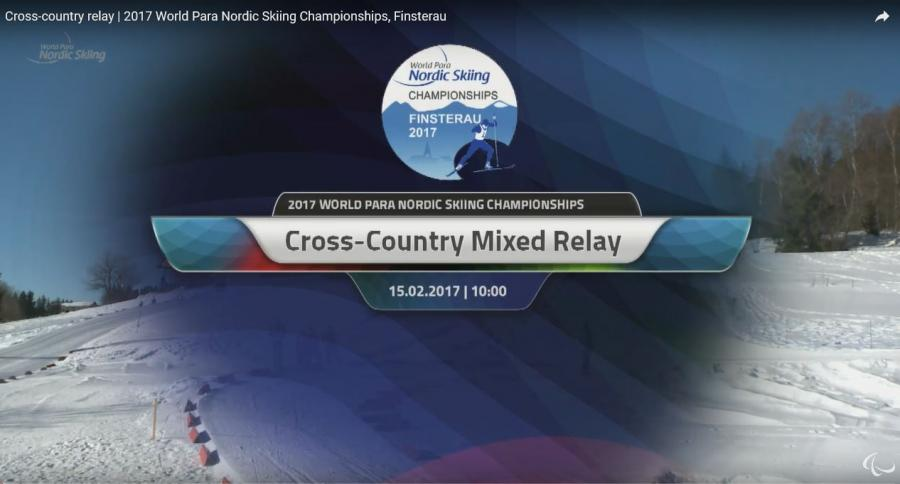 Wednesday 15.02.2017 Cross-Country Mixed Relay