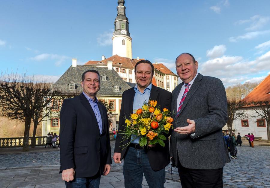 Weesenstein - Gemeinde Müglitztal ist nun Mitglied im Tourismusverband
