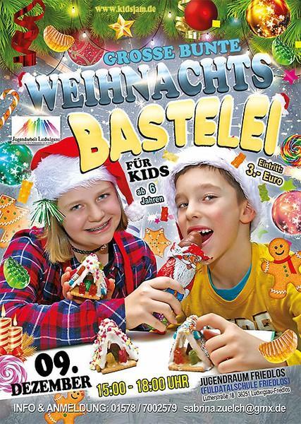 Weihnachtsbastelei 1