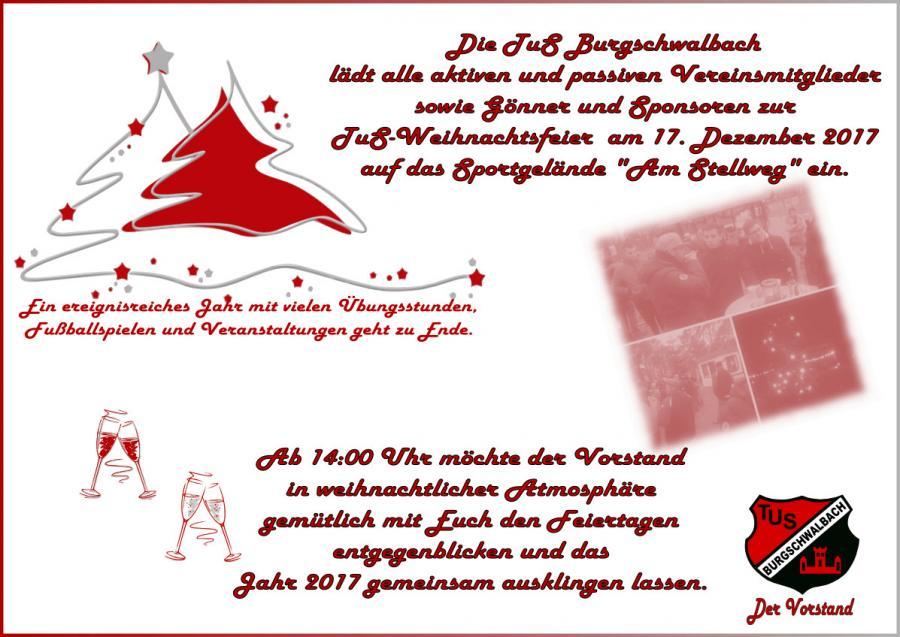 Weihnachtsfeier_2017