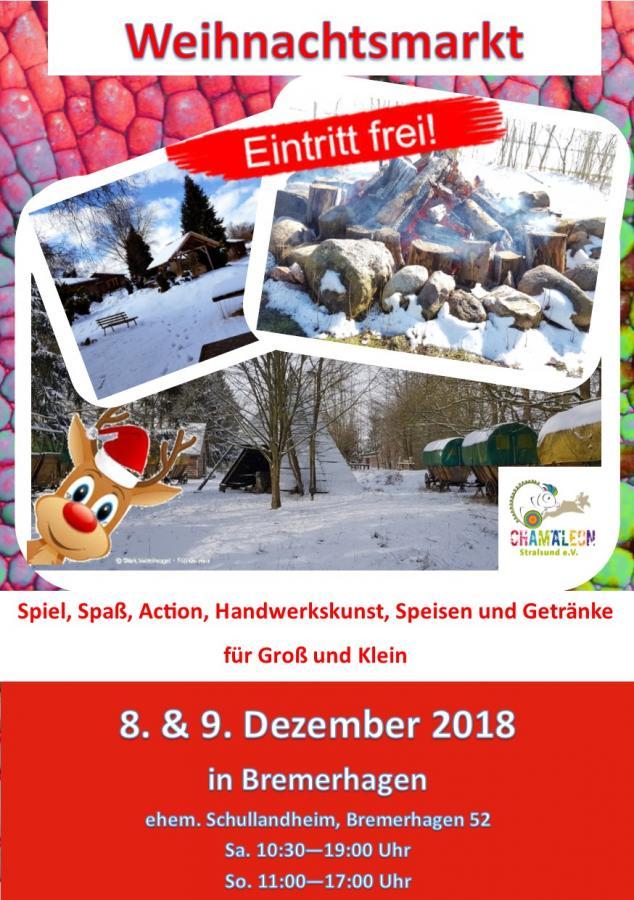Weihnachtsmarkt Bremerhagen