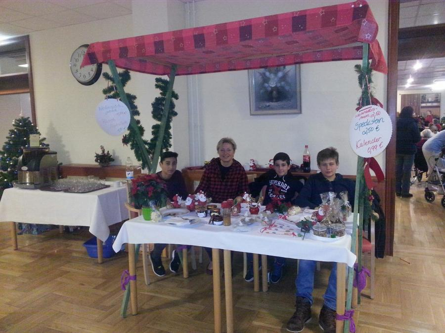 Der Weihnachtsmarkt im SWP