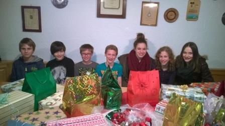 Weihnachtsschießen 2014
