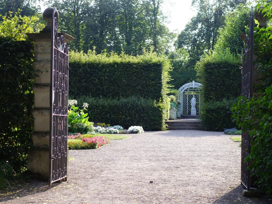 Weimar Schloss und Park Belvedere