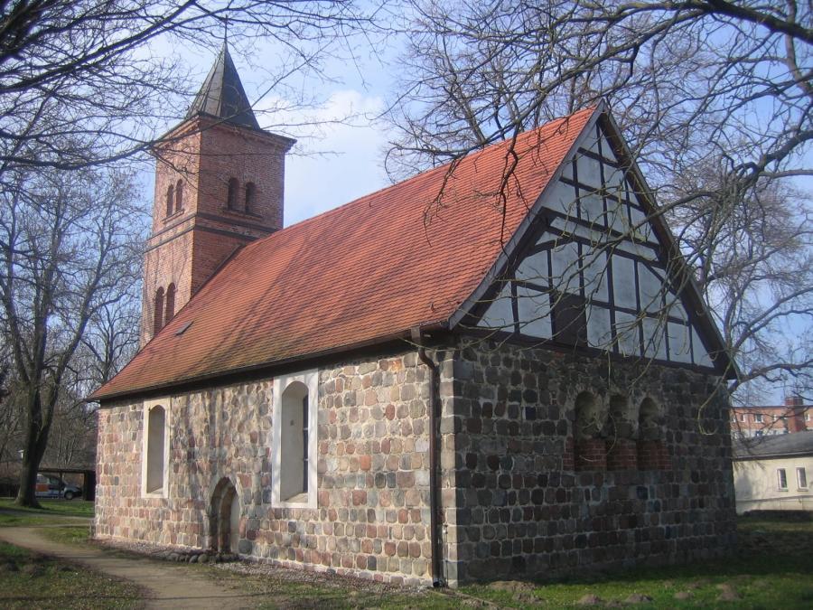 Kirche in Weitin
