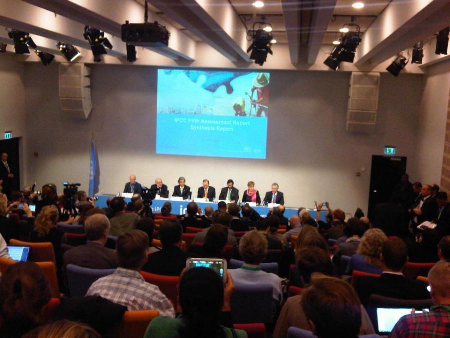 Presse-Info zum Weltklimabericht
