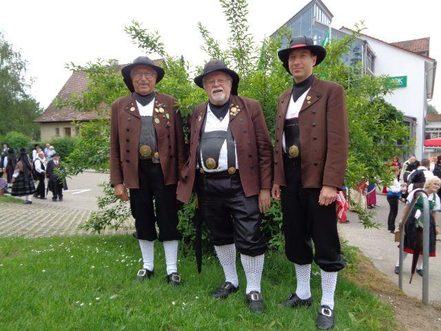 Horst Rödl, Harald Wenig und Mathias Rödl