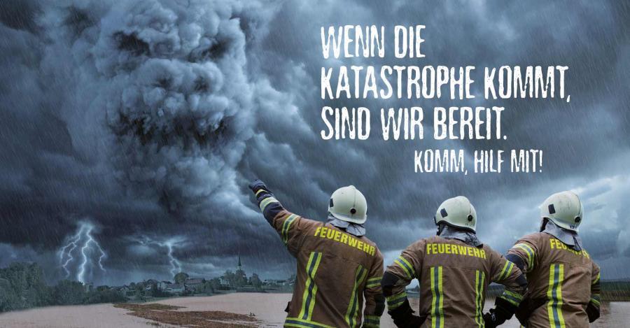 Wenn die Katastrophe kommt, ...