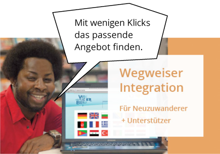 Wegweiser Integration
