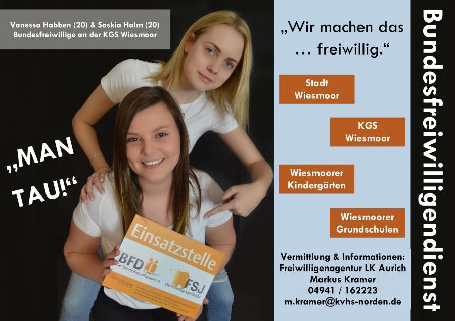 Werbung BfD