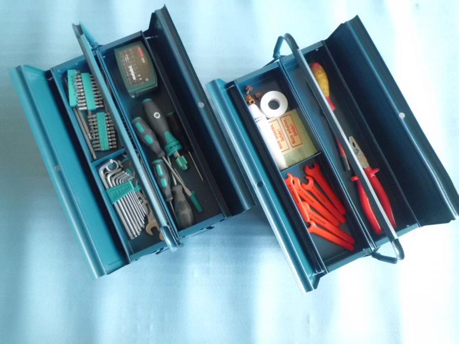 Werkzeugkasten - 2014