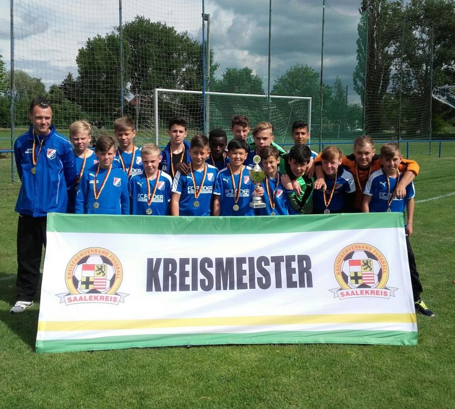 Kreisfachverband Fussball Saalekreis Jugendausschuss Kfv