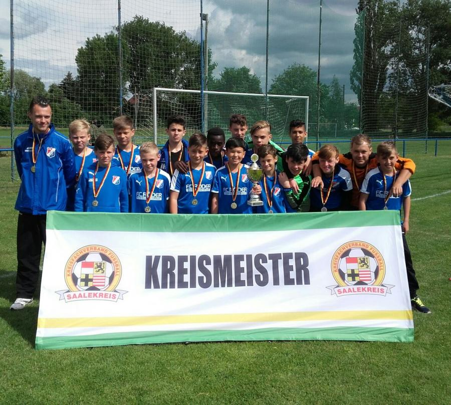 D-Jugend: VfB IMO Merseburg