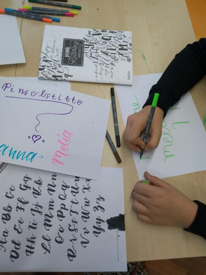 Entwicklung der Schreibgeräte