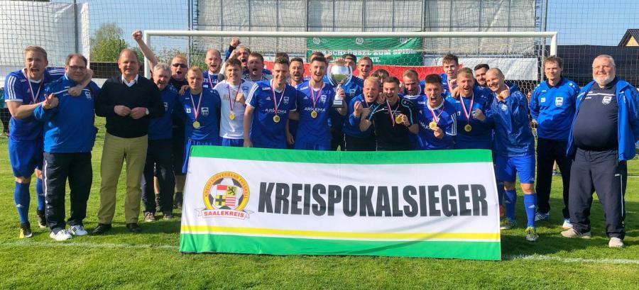 TSV Leuna // Kreispokalsieger 2018/2019