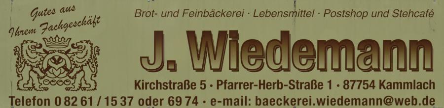 Bäckerei Wiedemann