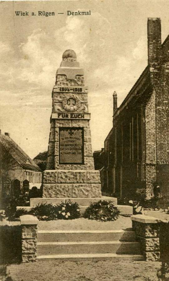 Wiek-Denkmal