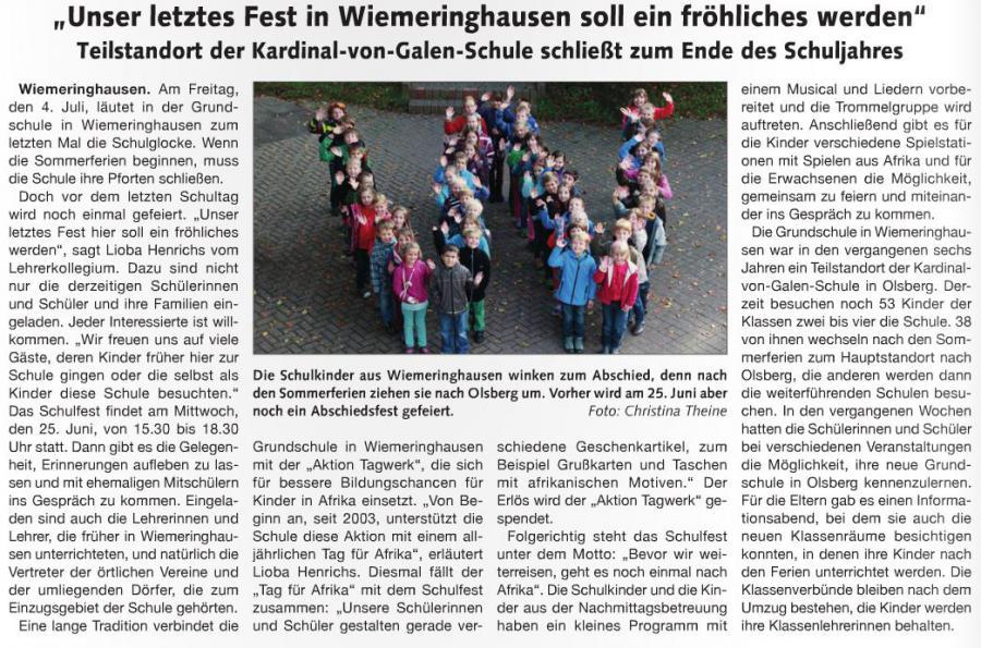 Wiemeringhausen Abschied BA
