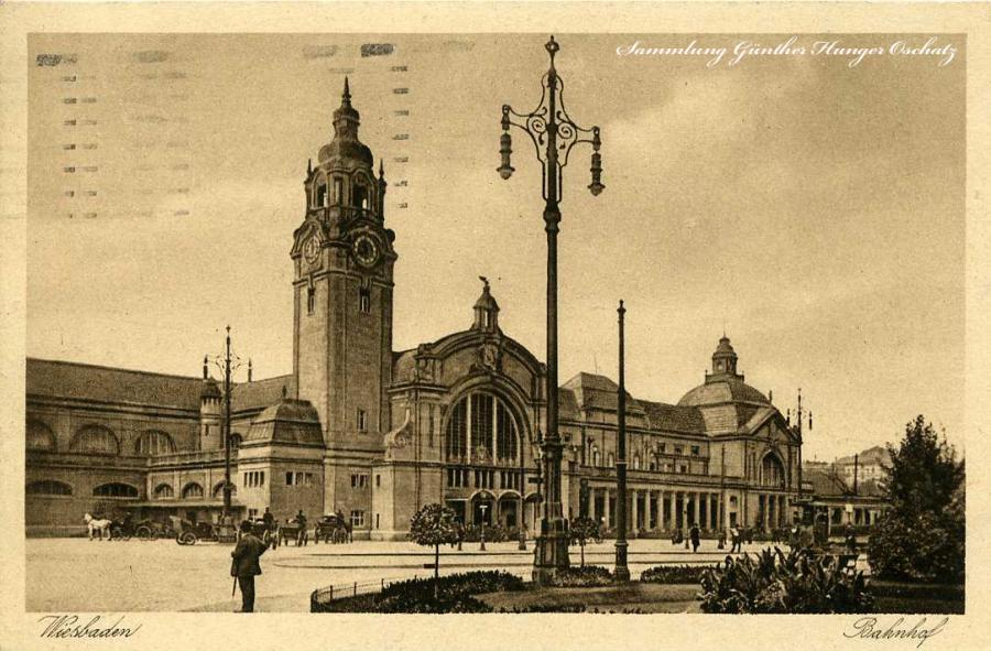 Wiesbaden Bahnhof