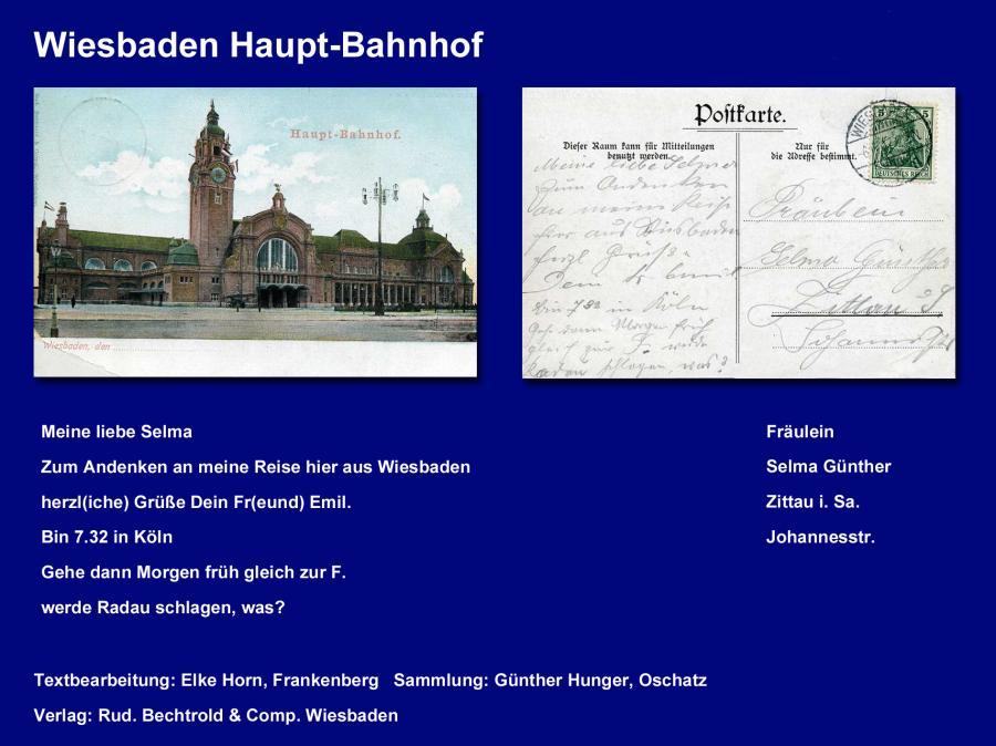 Wiesbaden Haupt-Bahnhof