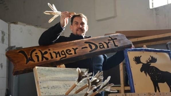 Wikinger Dart
