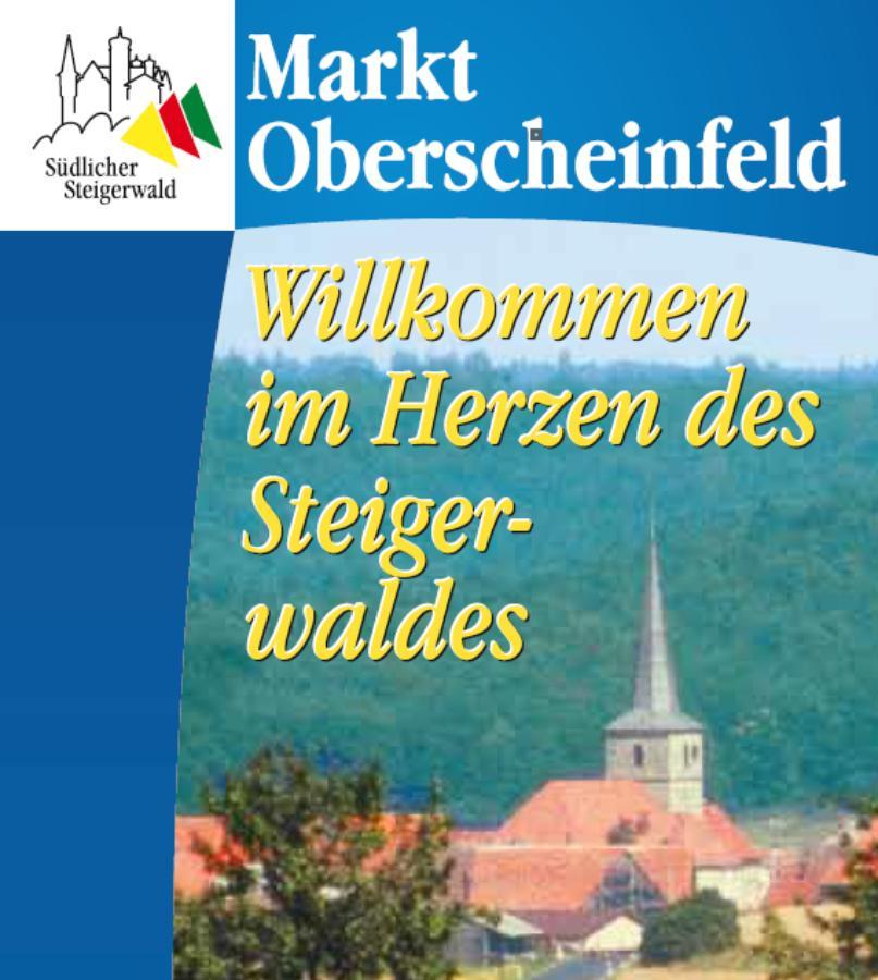 Willkommen im Herzen d. Steigerwaldes